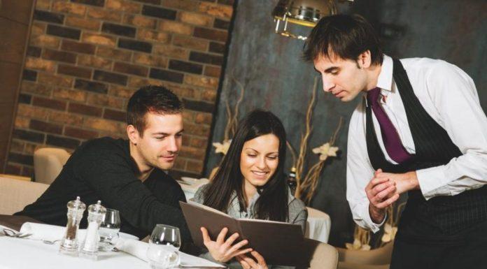 menu de votre restaurant